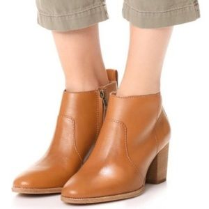 Madewell Brenner Boots NWOT